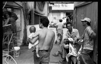 Ho Chi Minh Alleyway. (Click outside the image to close it).